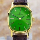Omega DEVILLE GOLD PLATED 1980'S MANUAL WIND