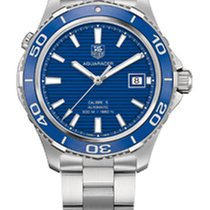 TAG Heuer AQUARACER 500M AUTOMATIC WATCH - ref, wak2111.ba0830