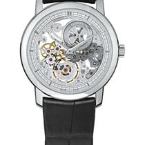 Vacheron Constantin Patrimony Traditionnelle openworked Small...