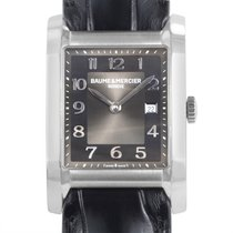 Baume & Mercier Hampton Ladies Stainless Steel Quartz...