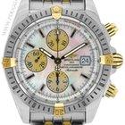 Breitling stainless steel Chronomat Evolution