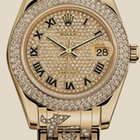Rolex Pearlmaster 34 mm Yellow Gold