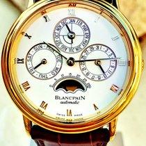 Blancpain Villeret Perpetual Calendar 5585-1418-55