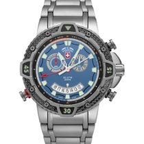Swiss Military Cx Swiss Military Typhoon Watch 200m Wr...