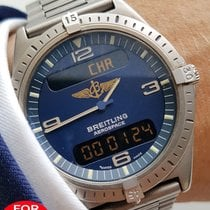 Breitling Aerospace Titan with Breitling Papers