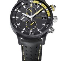 Maurice Lacroix Pontos Supercharged Black Dial