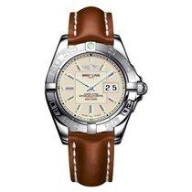 Breitling Galactic 41 A49350l2/g699l Watch