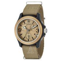 Victorinox Swiss Army Men's Original Chronograph Watch