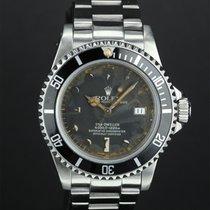 "Rolex SEA DWELLER 16660 ""TRIPLE SIX"" MAT DIAL"