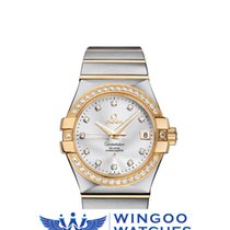 Omega - Constellation Co-Axial 35 MM Ref. 123.25.35.20.52.002