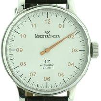 Meistersinger 1Z Automatik Herrenuhr limited Edition 222...