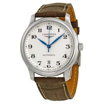 Longines Master Collection Automatic Stainless Steel Mens...