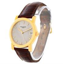 Patek Philippe Calatrava 18k Yellow Gold Automatic Watch 5012...
