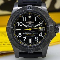 Breitling M1733010/BB45-ORD Avenger Seawolf Black Steel...