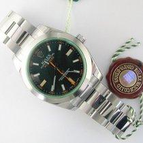 Rolex Milgauss 116400GV, Steel, New