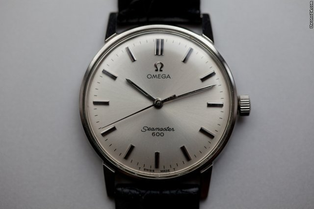 Omega Seamaster 600