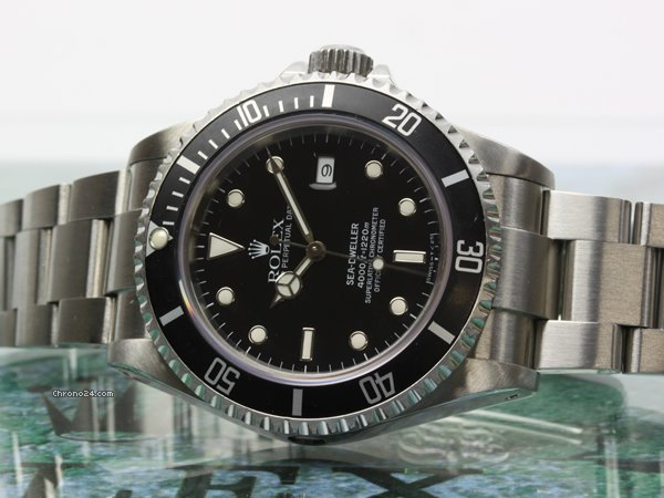 Rolex Sea dweller 16600 Bellissimo pre owned