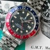 Rolex GMT-Master Ref. 16750 aus dem Jahr 1981