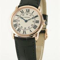 Cartier Damenarmbanduhr Ronde Solo
