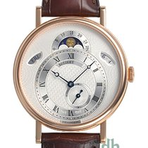 Breguet クラッシックデイデイトムーンフェイズ Classique Day Date Moonphase