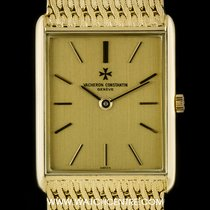 Vacheron Constantin 18k Yellow Gold Champagne Dial Vintage...