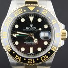 Rolex GMT-Master II gold/steel from 2009, mint