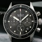 Blancpain Fifty Fathoms Bathyscaphe Flyback Chronograph SS / Nato