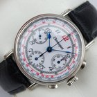 Chronosport Chronograph - Valjoux 7736 - Silber 925