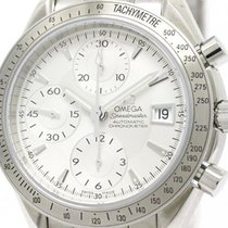 Omega Speedmaster Date Steel Automatic Mens Watch 3211.30...