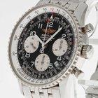 Breitling Navitimer Chronograph Automatik Stahl Ref. A23322