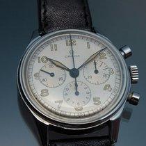 Omega Chronograph, ca. 1946, Kal. 27 chro., Ref. 2451,...