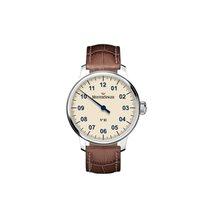 Meistersinger Uhren Herrenuhr Einzeigeruhr N02 AM6603N