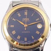 Oris automatic Herrenuhr Stahl/Gold