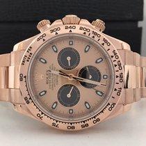 Rolex Daytona Ouro Rosé Paul Newman 2015 Completo Impecavel