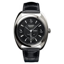 Hermès Dressage Stainless Steel Mens Automatic Watch Ref...