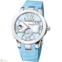 Ulysse Nardin Uylsse Nardin Executive Dual Time Blue Women`s...