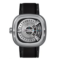 "Sevenfriday M1/01 Stainless Steel ""Jet"""