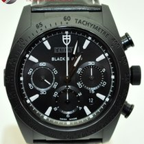 Tudor Black Shield Chronograph Ceramic