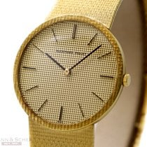 Audemars Piguet Gentleman Watch 18K Yellow Gold Ref-180H36...
