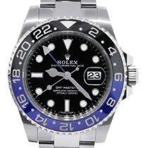 Rolex GMT Master II 116710 Black & Blue Batman Mens Watch
