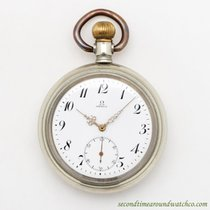 Omega Pocket Watch circa 1913