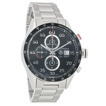 TAG Heuer Carrera Mens Automatic Chronograph Watch CAR2A10.BA0799