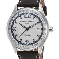 Frederique Constant Vintage Rally Healey Steel Mens Watch...