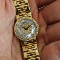 Piaget - Ladies Dancer 18k Yellow Gold Mop Mother Of Pearl W/...
