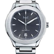 Piaget G0A41003 Polo 42mm Automatic in Stainless Steel - on...