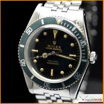 勞力士 (Rolex) Submariner ref 5508 James Bond Gilt Dial Rare