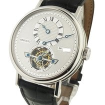 Breguet 5307PT/12/9v6 Regulator Tourbillon - Platinum on Strap...