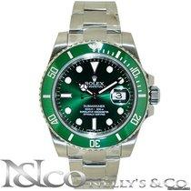 勞力士 (Rolex) Submariner Date - Green Ceramic Bezel