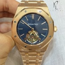 Audemars Piguet Royal Oak Extra-Thin Tourbillon Rose Gold...