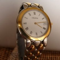 Barthelay dress watch steel and gold